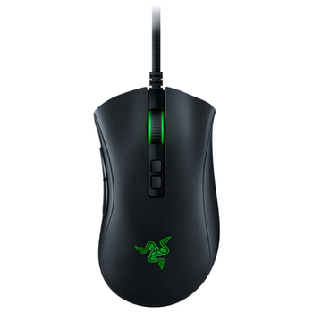Product image of Razer Deathadder V2 Wired RGB Gaming Mouse - Click for product page of Razer Deathadder V2 Wired RGB Gaming Mouse