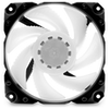 A product image of EK Vardar X3M 120ER D-RGB 120mm Fan - Black