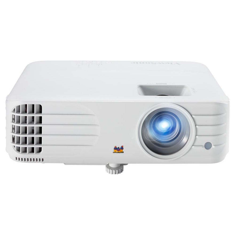 A large main feature product image of ViewSonic PX701HD 3500 Lumen Full HD DLP Projector