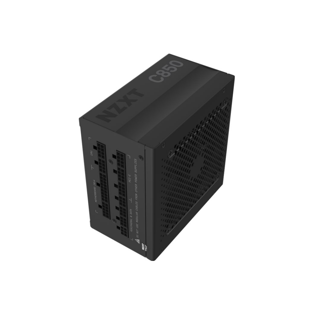 A large main feature product image of NZXT C Series C850 850W Modular 80Plus Gold ATX Power Supply