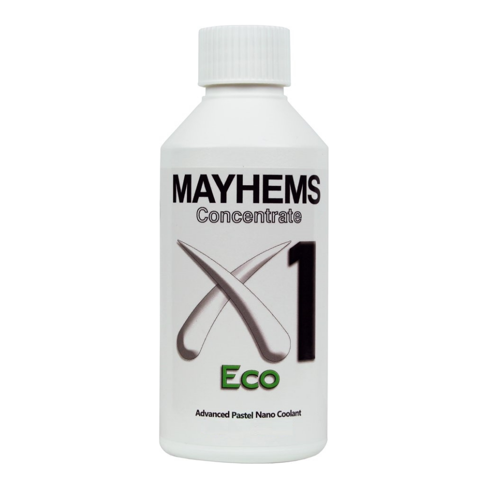 A large main feature product image of Mayhems X1 UV Black 250ml Concentrate