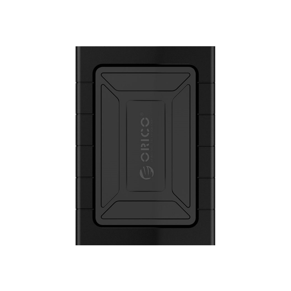 A large main feature product image of ORICO 2.5in Type-C Gen2 Rugged HDD Enclosure