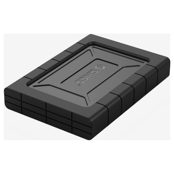 Product image of ORICO 2.5in Type-C Gen2 Rugged HDD Enclosure - Click for product page of ORICO 2.5in Type-C Gen2 Rugged HDD Enclosure