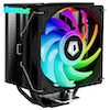 A product image of ID-COOLING Sweden Series SE-234-ARGB CPU Cooler