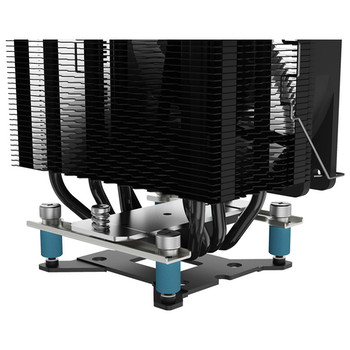 Product image of ID-COOLING Sweden Series SE-234-ARGB CPU Cooler - Click for product page of ID-COOLING Sweden Series SE-234-ARGB CPU Cooler