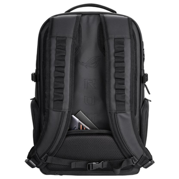 "Product image of ASUS ROG Ranger RGB BP3703G 17"" Notebook Backpack - Click for product page of ASUS ROG Ranger RGB BP3703G 17"" Notebook Backpack"