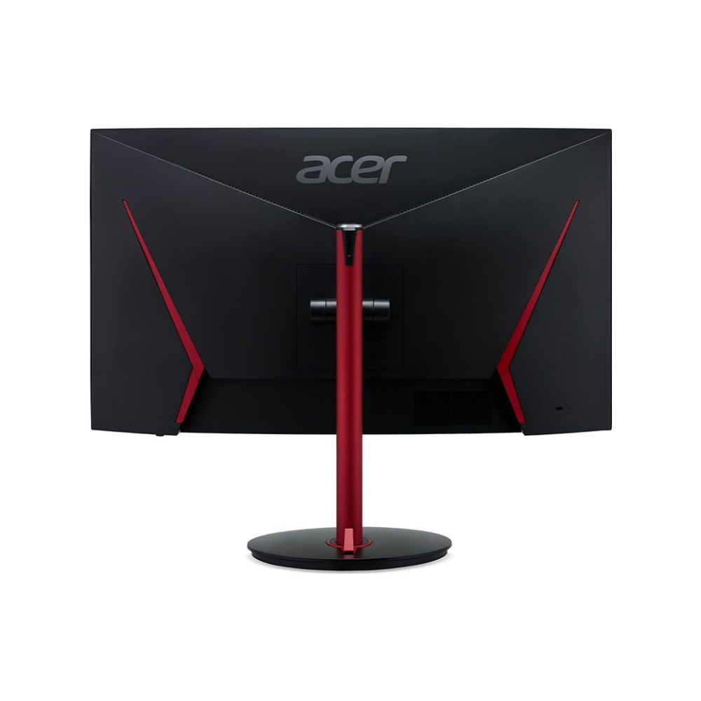 "A large main feature product image of Acer Nitro XZ272UP 27"" WQHD FreeSync Curved 144Hz 4MS HDR400 VA LED Gaming Monitor"