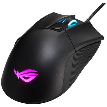 Product image of ASUS ROG Gladius II Core Optical Gaming Mouse - Click for product page of ASUS ROG Gladius II Core Optical Gaming Mouse