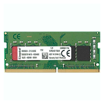 Product image of EX-DEMO Kingston 8GB DDR4 SO-DIMM C17 2400MHz - Click for product page of EX-DEMO Kingston 8GB DDR4 SO-DIMM C17 2400MHz