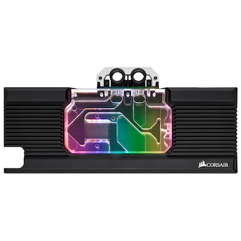 Product image of Corsair Hydro X Series XG7 RGB (2080 Ti FE) GPU Waterblock - Click for product page of Corsair Hydro X Series XG7 RGB (2080 Ti FE) GPU Waterblock
