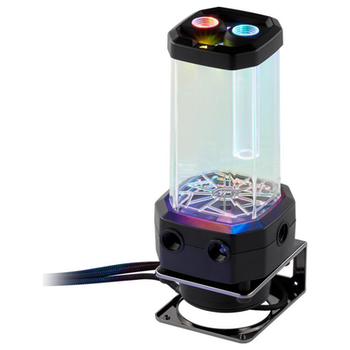 Product image of Corsair Hydro X Series XD5 RGB Pump/Resevoir Combo - Click for product page of Corsair Hydro X Series XD5 RGB Pump/Resevoir Combo