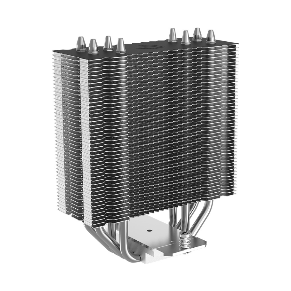 A large main feature product image of ID-COOLING Sweden Series SE-224-XT CPU Cooler