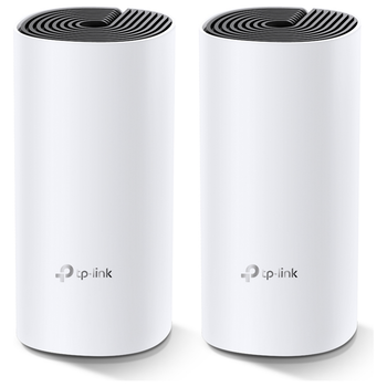 Product image of TP-LINK Deco M4 AC1200 Whole Mesh Wireless System (2-Pack) - Click for product page of TP-LINK Deco M4 AC1200 Whole Mesh Wireless System (2-Pack)