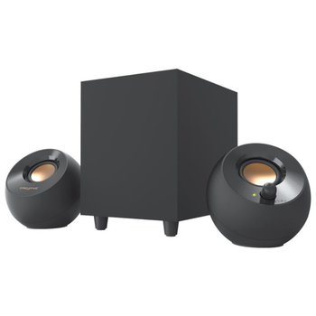 Product image of Creative Pebble Plus 2.1 Speakers - Click for product page of Creative Pebble Plus 2.1 Speakers