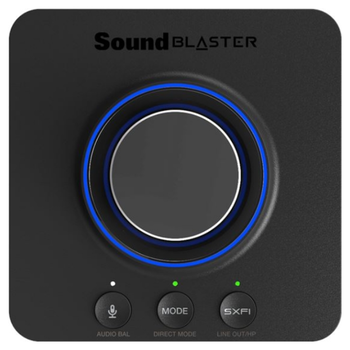 Product image of Creative Sound Blaster X3 External DAC Sound Card - Click for product page of Creative Sound Blaster X3 External DAC Sound Card