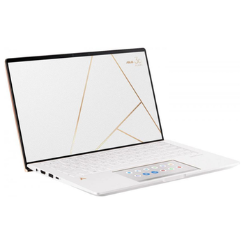 """Product image of EX-DEMO ASUS ZenBook Edition 30 UX334FL 13.3"""" i7 Gen8 MX250 White Leather Windows 10 Pro Ultrabook - Click for product page of EX-DEMO ASUS ZenBook Edition 30 UX334FL 13.3"""" i7 Gen8 MX250 White Leather Windows 10 Pro Ultrabook"""
