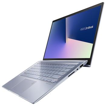 "Product image of EX-DEMO ASUS ZenBook UX431FA 14"" i5 Gen8 Utopia Blue Windows 10 Pro Ultrabook - Click for product page of EX-DEMO ASUS ZenBook UX431FA 14"" i5 Gen8 Utopia Blue Windows 10 Pro Ultrabook"
