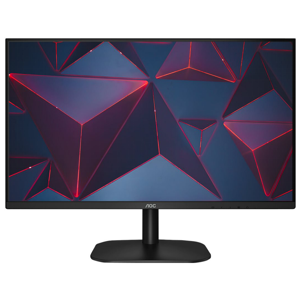 """A large main feature product image of AOC 24B2XH 23.8"""" Full HD 7MS IPS LED Monitor"""