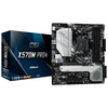 A product image of ASRock X570M Pro4 AM4 mATX Desktop Motherboard
