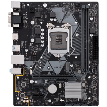 Product image of EX-DEMO ASUS PRIME H310M-E R2.0 LGA1151-CL mATX Desktop Motherboard - Click for product page of EX-DEMO ASUS PRIME H310M-E R2.0 LGA1151-CL mATX Desktop Motherboard