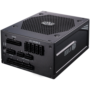 Product image of Cooler Master V 1000W 80PLUS Platinum Full Modular Power Supply - Click for product page of Cooler Master V 1000W 80PLUS Platinum Full Modular Power Supply