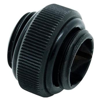 Product image of EK AF Extender 6mm M-M G1/4 Adapter - Black - Click for product page of EK AF Extender 6mm M-M G1/4 Adapter - Black