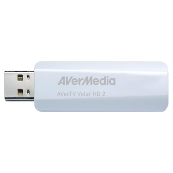 Product image of EX-DEMO AVerMedia TD110 AverTV Volar HD 2 USB TV Tuner - Click for product page of EX-DEMO AVerMedia TD110 AverTV Volar HD 2 USB TV Tuner