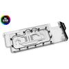 A product image of EK Quantum Vector Direct RTX RE Ti D-RGB - Nickel + Plexi