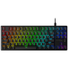 A product image of Kingston HyperX Alloy Origins Core RGB Mechanical Gaming Keyboard (Aqua Switch)