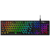 A product image of Kingston HyperX Alloy Origins RGB Mechanical Gaming Keyboard (HyperX Aqua Switch)