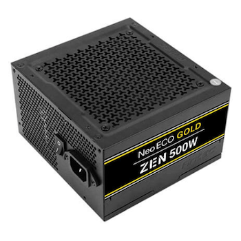 Product image of Antec NeoECO 500W 80Plus Gold Power Supply - Click for product page of Antec NeoECO 500W 80Plus Gold Power Supply