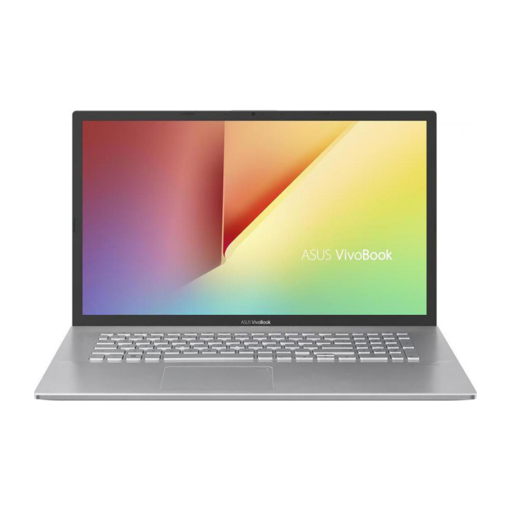"A large main feature product image of ASUS VivoBook 17 X712FA 17"" i7 Gen10 Windows 10 Notebook"
