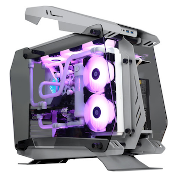 Product image of Jonsbo MOD4 Grey Full Tower Case - Click for product page of Jonsbo MOD4 Grey Full Tower Case