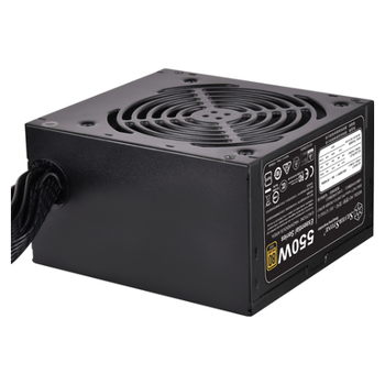 Product image of SilverStone Essential 550W 80Plus Gold Power Supply - Click for product page of SilverStone Essential 550W 80Plus Gold Power Supply