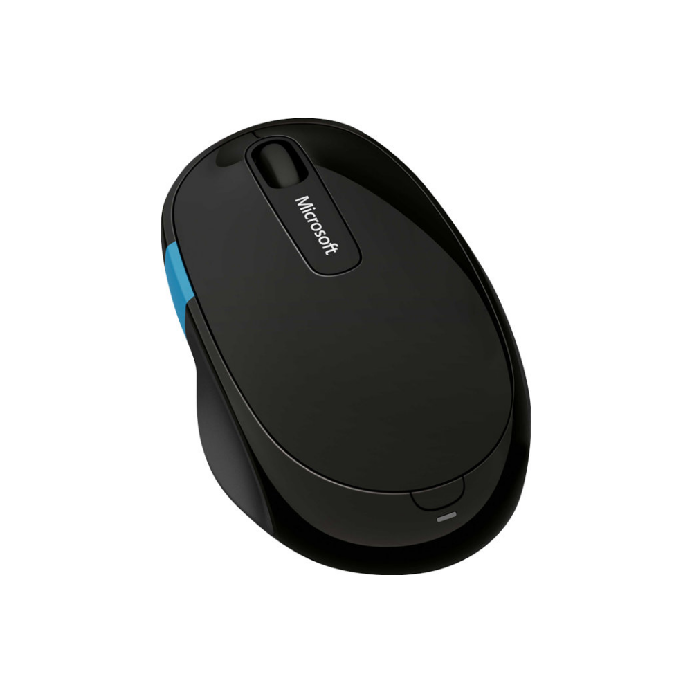 A large main feature product image of Microsoft Sculpt Comfort Mouse