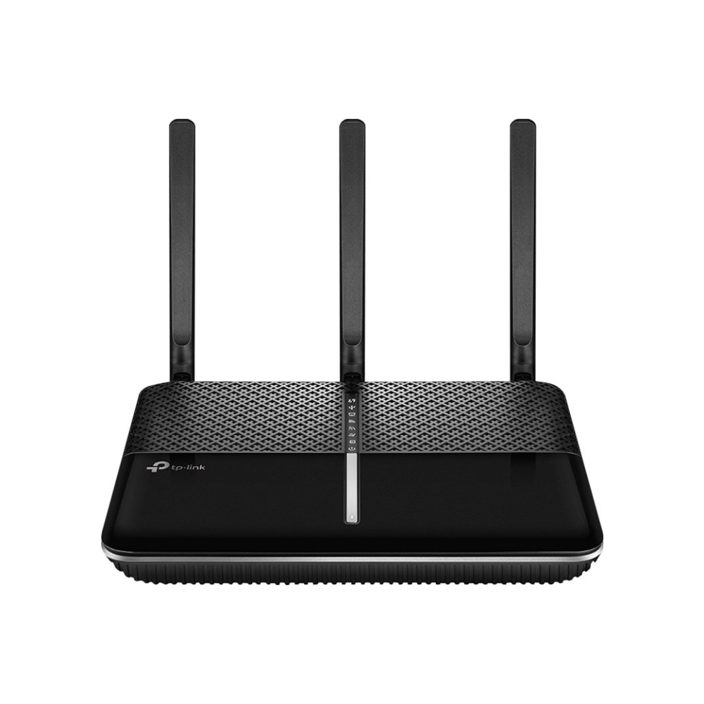 A large main feature product image of TP-LINK Archer VR2100 Wireless Dual Band MU-MIMO VDSL Modem Router
