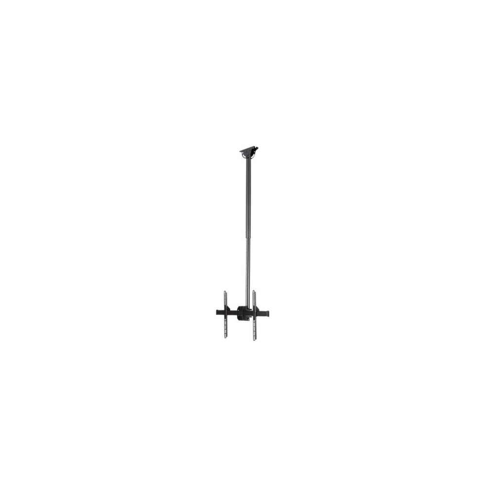 "A large main feature product image of Startech Heavy-Duty Steel Ceiling Mount for 32"" - 70"" Flat-Screen TV"