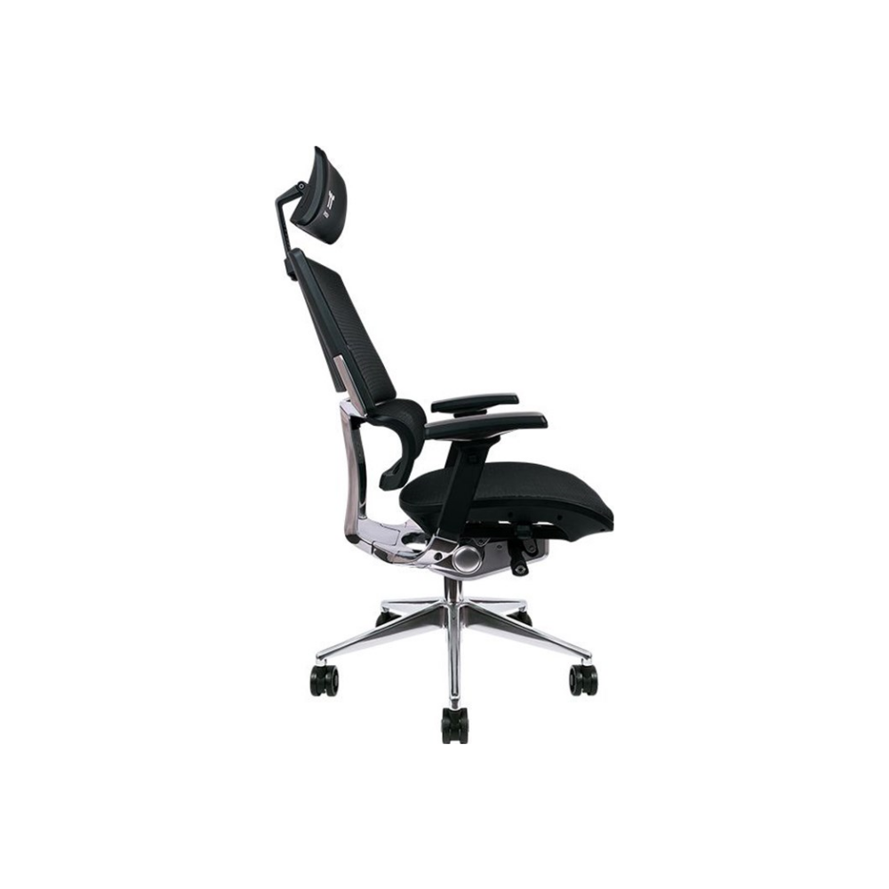 A large main feature product image of Thermaltake E500 CyberChair Ergonomic Gaming Chair