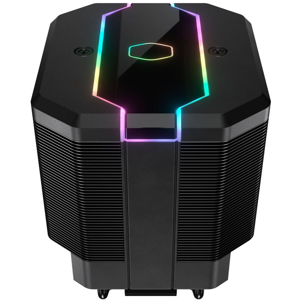 A large main feature product image of Cooler Master MasterAir MA620M CPU Cooler