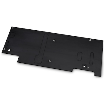 Product image of EK FC Strix RTX 2080 Ti Classic Black Backplate - Click for product page of EK FC Strix RTX 2080 Ti Classic Black Backplate