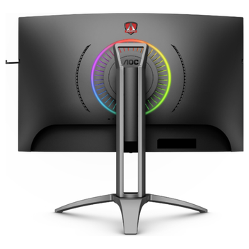 "Product image of AOC AGON AG323QCXE 31.5"" WQHD Adaptive Sync Curved 144Hz 1MS HDR400 VA LED Gaming Monitor - Click for product page of AOC AGON AG323QCXE 31.5"" WQHD Adaptive Sync Curved 144Hz 1MS HDR400 VA LED Gaming Monitor"