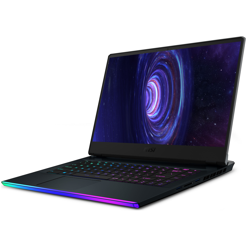 """A large main feature product image of MSI GE66 Raider 10SE 15.6"""" i7 10th Gen RTX 2060 Windows 10 Gaming Notebook"""
