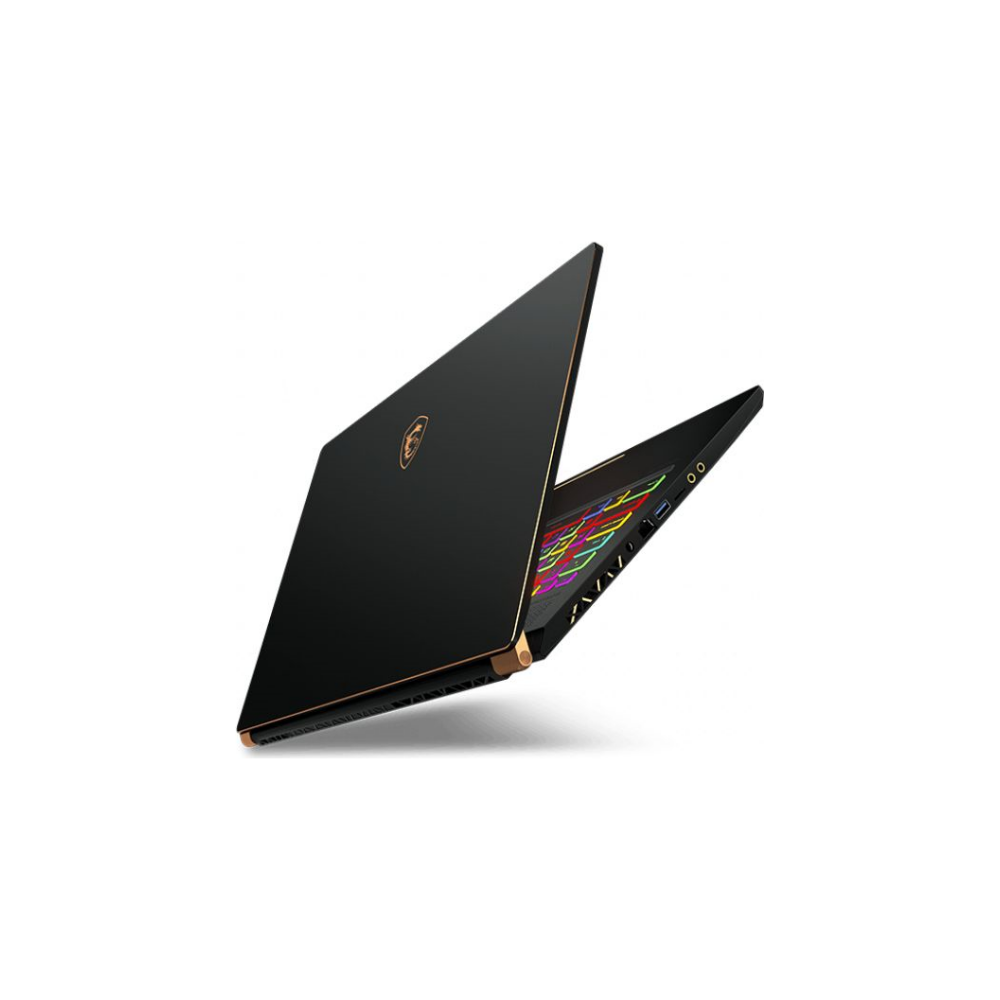"A large main feature product image of MSI GS75 Stealth 17.3"" i7 10th Gen RTX2060 Windows 10 Gaming Notebook"