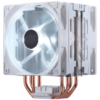 Product image of Cooler Master Hyper 212 Turbo CPU Cooler - White - Click for product page of Cooler Master Hyper 212 Turbo CPU Cooler - White