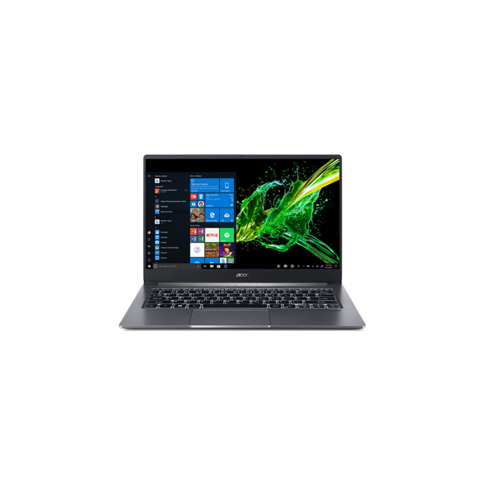 "A large main feature product image of Acer Swift 3 14"" i7 MX250 Windows 10 Home Notebook"