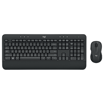Product image of Logitech MK545 Advanced Wireless Keyboard and Mouse Combo - Click for product page of Logitech MK545 Advanced Wireless Keyboard and Mouse Combo