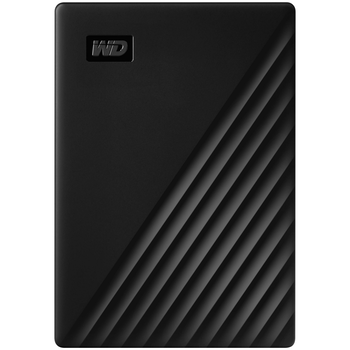 Product image of WD My Passport 4TB Black Portable HDD - Click for product page of WD My Passport 4TB Black Portable HDD