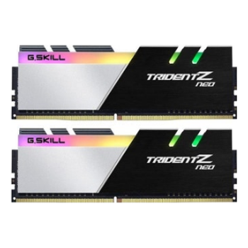 Product image of G.Skill 64GB (2x32GB) DDR4 Trident Z RGB Neo C18 3600Mhz  - Click for product page of G.Skill 64GB (2x32GB) DDR4 Trident Z RGB Neo C18 3600Mhz