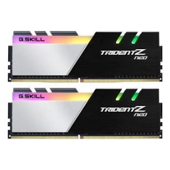 Product image of G.Skill 64GB (2x32GB) DDR4 Trident Z RGB C18 3200Mhz - Click for product page of G.Skill 64GB (2x32GB) DDR4 Trident Z RGB C18 3200Mhz