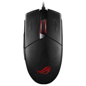 Product image of ASUS ROG Strix Impact II Ambidextrous Lightweight Gaming Mouse - Click for product page of ASUS ROG Strix Impact II Ambidextrous Lightweight Gaming Mouse